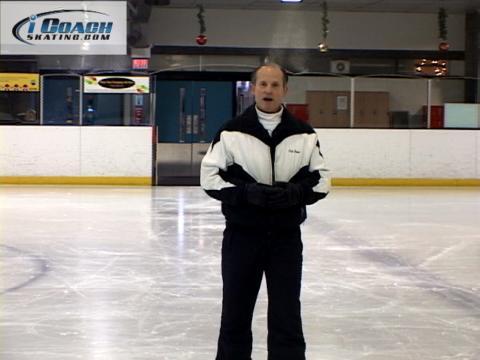 figure skating drill, shut up drill